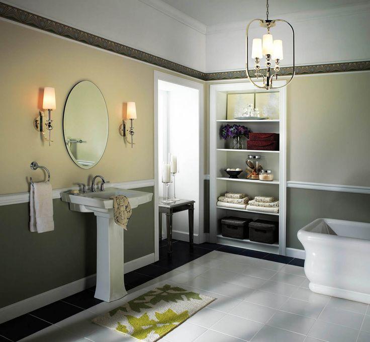 Make Photo Gallery lighting ideas for bathroom fixtures with vaulted ceilings Bathroom Light Fixtures Ideas For The Amazing Bathroom