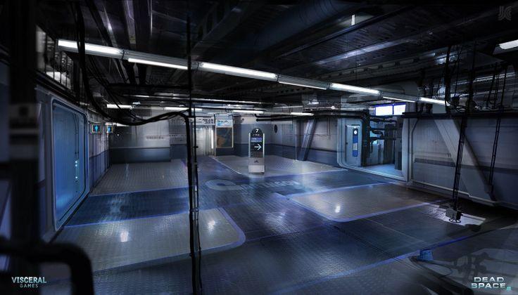 144 Best Sci Fi Interior Images On Pinterest Aliens