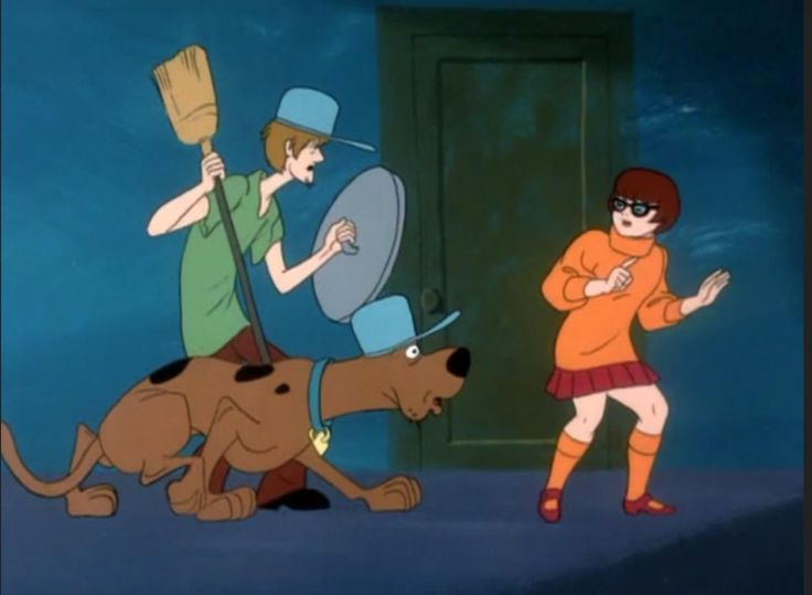 Definitive Proof Shaggy and Scooby are Potheads