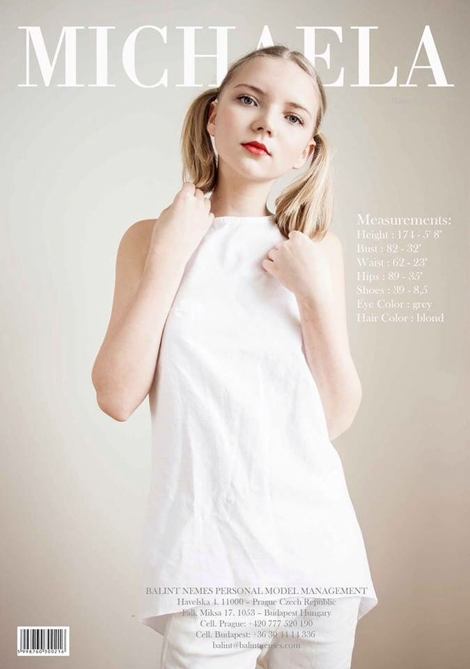 Welcome on board MICHA!  #model #newface #15years #czechgirl #newgenerationcz #blonde #blueeyes #ilovemymodels #ilovemymodels