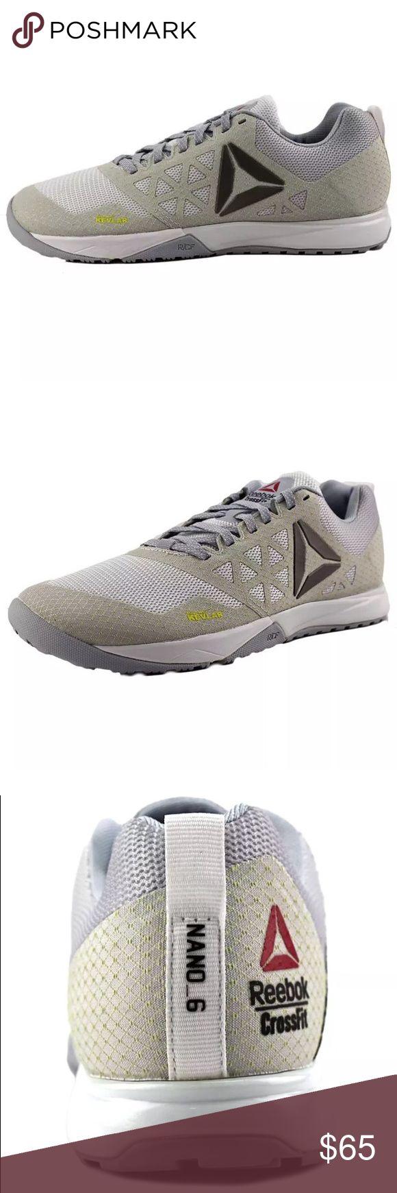 Reebok Nano 6 Reebok R Crossfit Nano 6.0 Round Toe Synthetic Cross Training Reebok Shoes Athletic Shoes