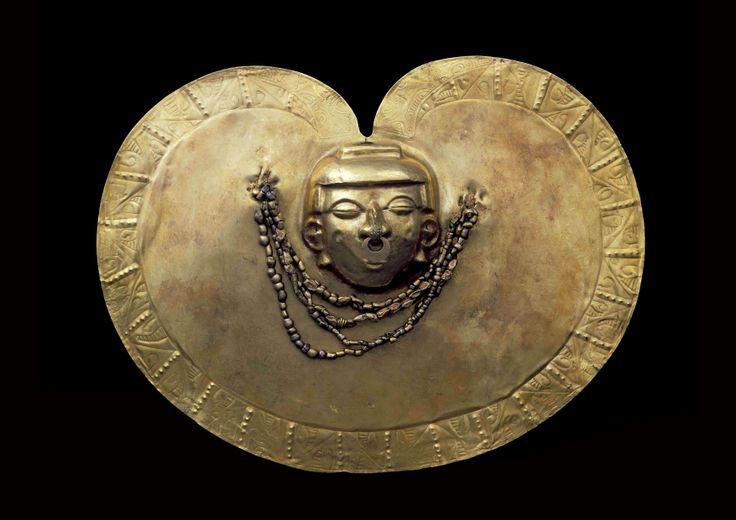 Pectoral, Colombia, Calima-Malagana (Yotoco-Malagana), 200 BC–AD 1300.