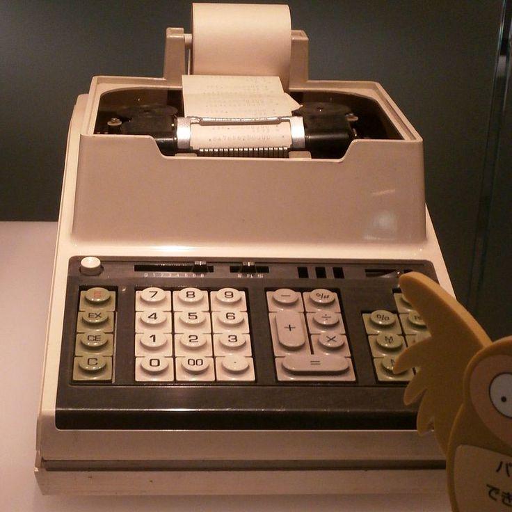 Busicom calculator - Intel 4004 - Wikipedia