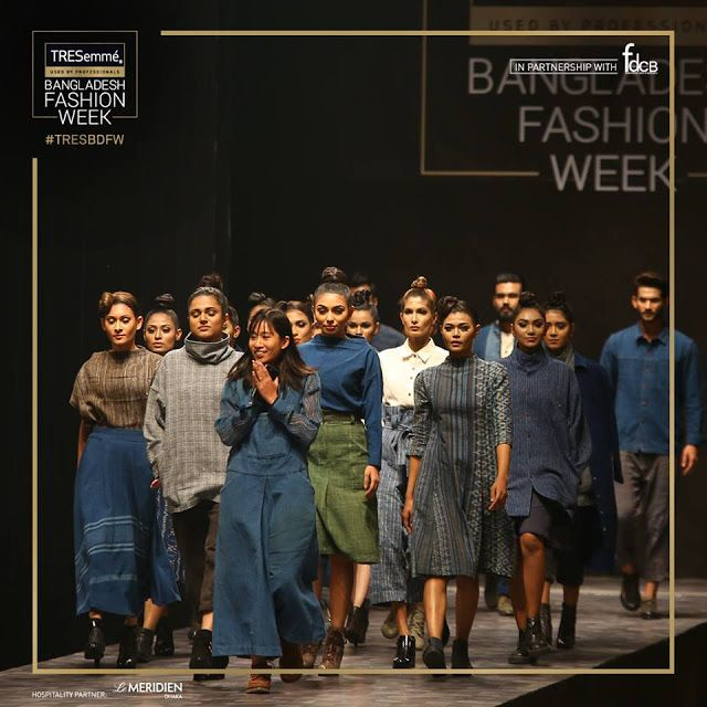 Tresemme Bangladesh Fashion Week 2019 Tresemme Is Partnering With Fashion Design Council Of Bangladesh Fdcb Date 23rd T Fashion Fashion Week Fashion Design