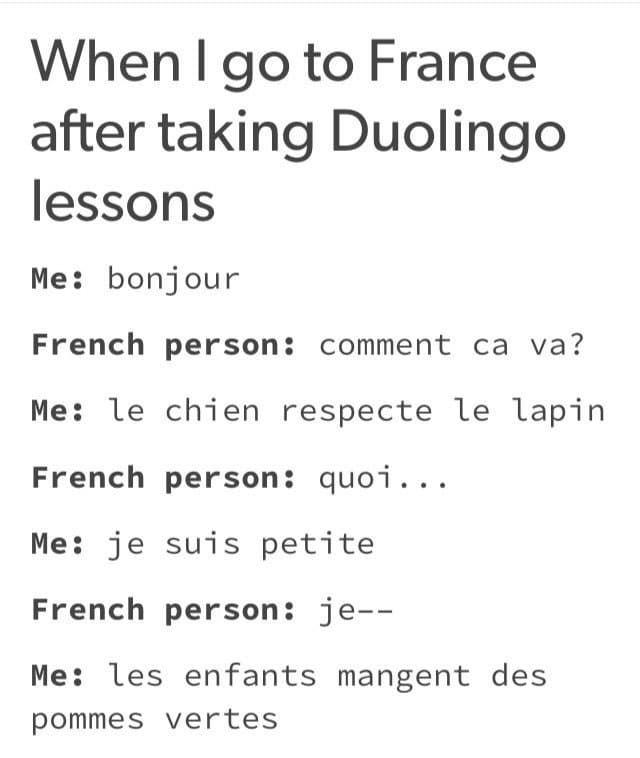 19 Posts Tumblr Sur La Langue Francaise Qui Feront Rire Tous Les Bilingues Funny French Funny Jokes For Kids Bilingual Humor