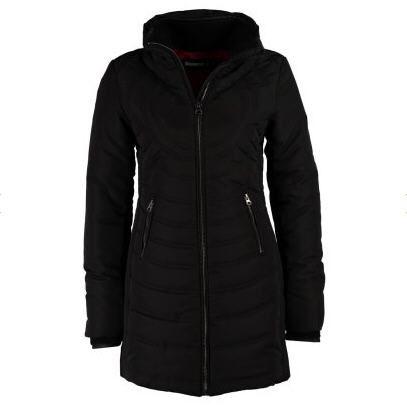 Manteau Femme Zalando, promo vetements Desigual, la Desigual ABRIG XEDAR Veste d'hiver noir prix promo Zalando 185.00 € TTC
