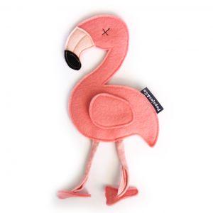 Vilten flamingo @popsjes