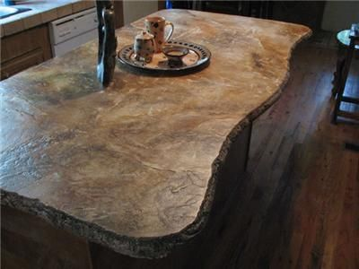 Limestone Countertop : Limestone Countertop Concrete Countertops Picassa Crete