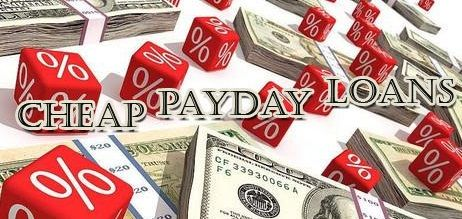 Cheap Payday Loans – Seek and You Will Find