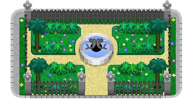 "Jardin du jeu mobile Randstad ""Tiny Workers"""