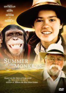 Amazon.com: Summer of the Monkeys: Wilford Brimley, Don Francks, Leslie Hope, Michael Ontkean, Katie Stuart, B.J. McLellan, Kim Schraner, Corey Sevier, Andre Therein, Michael Anderson: Movies & TV