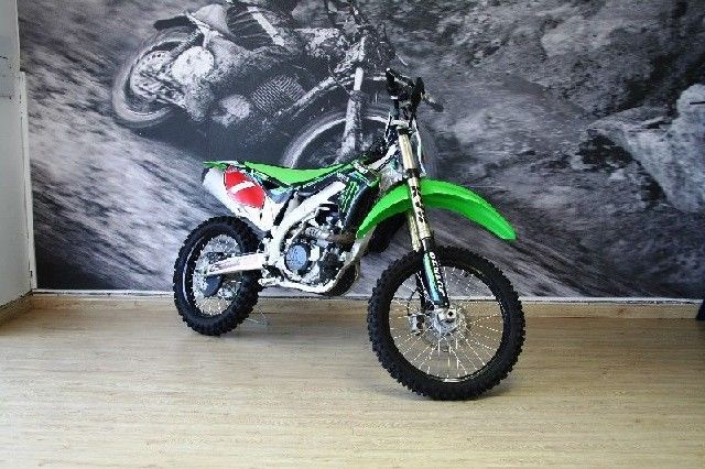 KAWASAKI KX 450 FOR ONLY R 1,300 P/M OR CASH FOR R 62,000 FOR MORE INFO GO TO www.teamcit.co.za OR CALL 0123428571