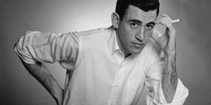 Previously Unpublished J.D. Salinger Stories Leaked