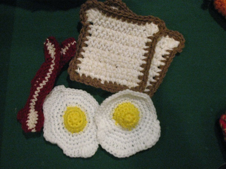 17 Best images about Amigurumi on Pinterest Bacon ...