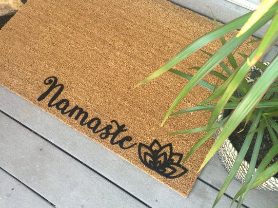 10  ideas about front door mats on pinterest