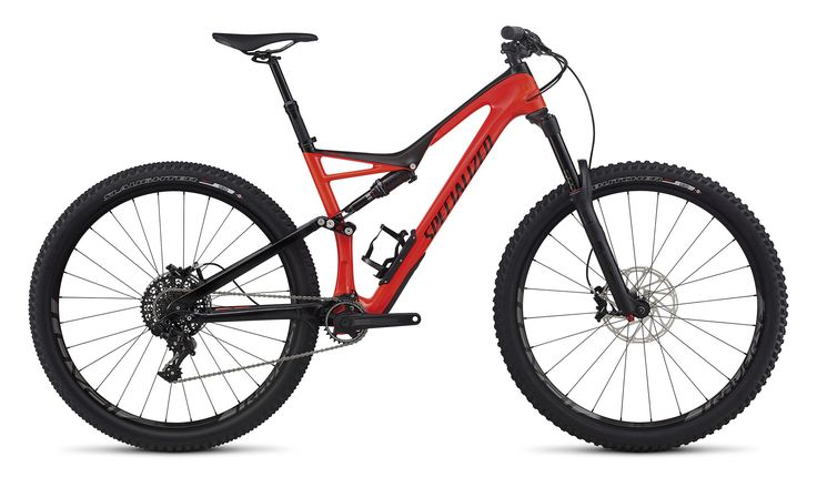 Specialized Stumpjumper Expert Carbon 29er Mountain Bike 2017 Red/Blk  #CyclingBargains #DealFinder #Bike #BikeBargains #Fitness Visit our web site to find the best Cycling Bargains from over 450,000 searchable products from all the top Stores, we are also on Facebook, Twitter & have an App on the Google Android, Apple & Amazon.