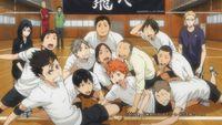 Shōyō Hinata/Relationships - Haikyuu!! Wiki - Wikia