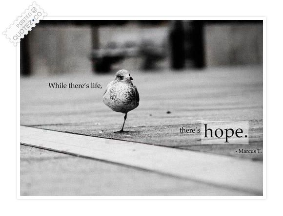 hope pictures and quotes Hope Motivational Quote