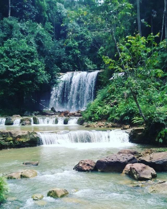 Indahnya Wisata Alam Kalimantan Tengah Mulai Gunung Hingga Pantai Taman Nasional Pemandangan Air Terjun