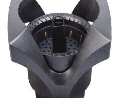T.I.P. 30379 TSG 2000 Robot nettoyeur de surface de piscine pour 25 m² 12 V: Aspirateur de surface (en anglais : skimmer) flottant et…