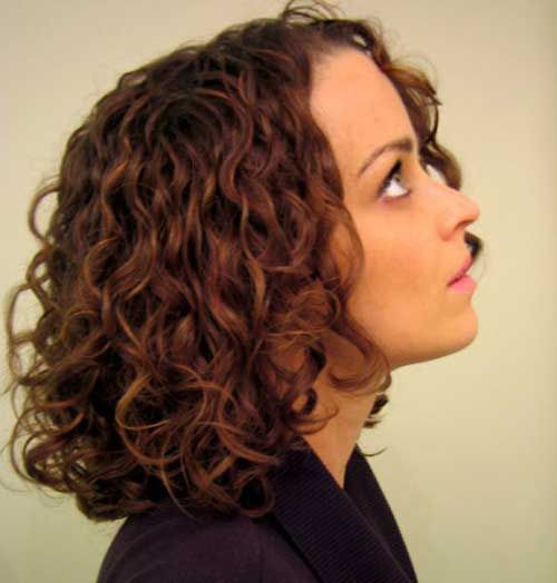 Hairstyles for thick curly dry hair : Curly hair care caring for fine style
