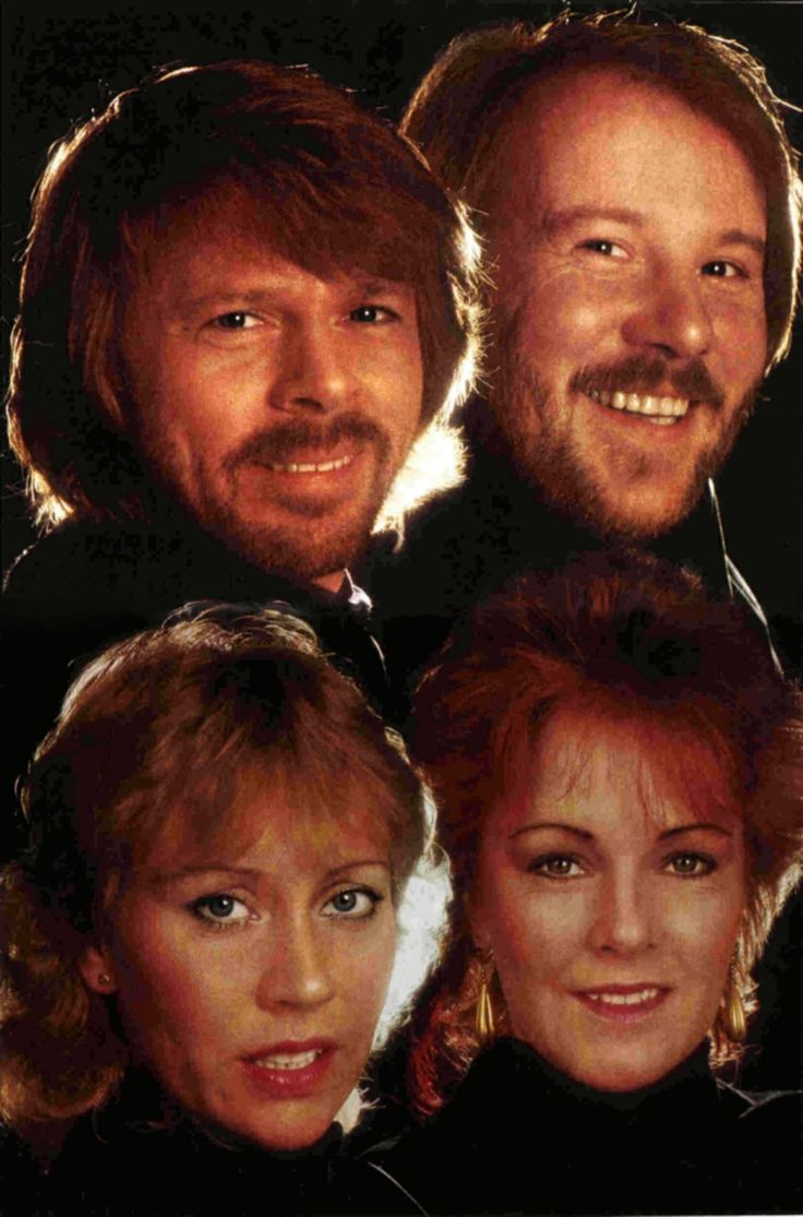 ABBA – Black | ABBA Picture Gallery and Collection 2