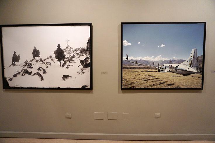 "Exposición ""Martín Chambi · PERÚ · Castro Prieto"" Museo Nacional de Antropología de Madrid. #Fotografía #Arterecord 2015 https://twitter.com/arterecord"