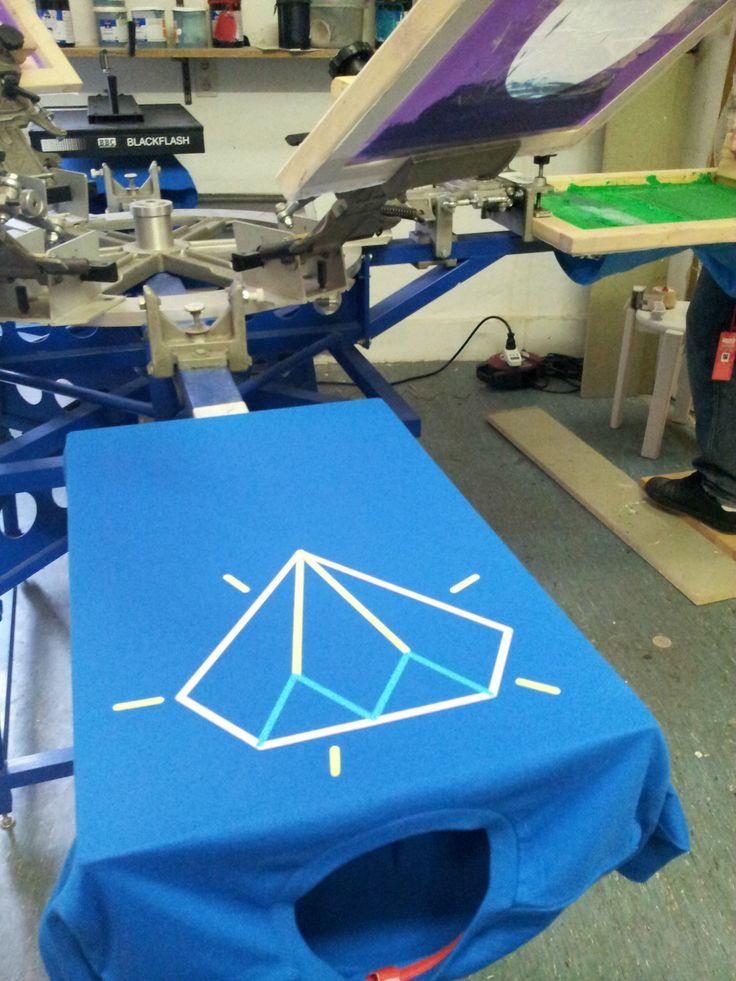 Die Bedruckung unserer Shirts • Bio T-Shirts Hoodies Socken - Fairtrade Kleidung aus Biobaumwolle