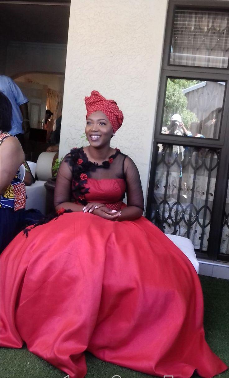 Mbali traditional wedding