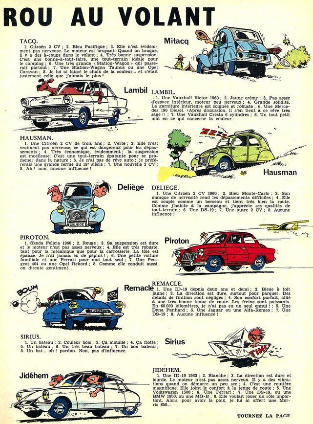 Les 60 Ans De La Ds : Drawing, Comics, Cartoon,, Comics,