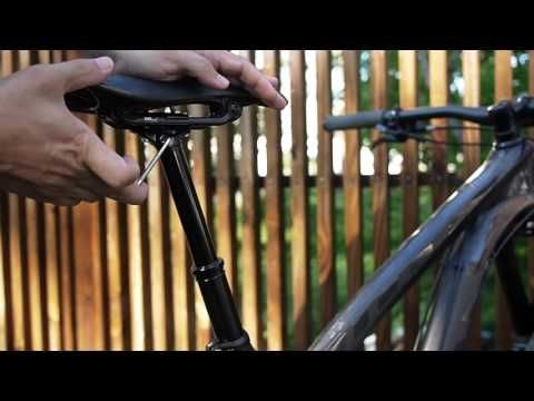 Bikeyoke S Revive Ist The World S Only Telescopic Seatpost With A
