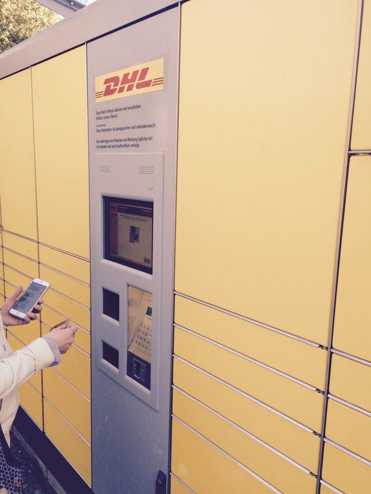 E-Commerce made by everyone- Keine Sendung mehr verpassen - DHL Packstation