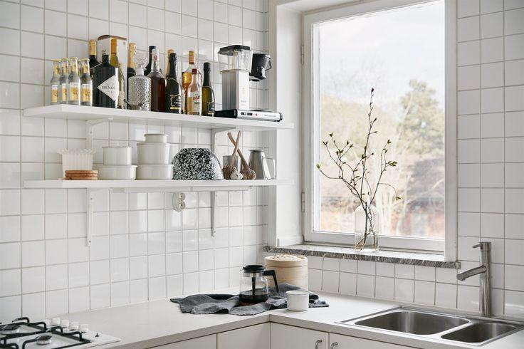 stockholm interior Kitchen Per Lindeströms väg 121 | Fantastic Frank