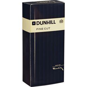 Dunhill Fine Cut Black, cigarettes.