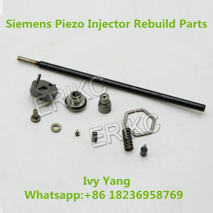 Siemens Piezo Injector Rebuild Parts