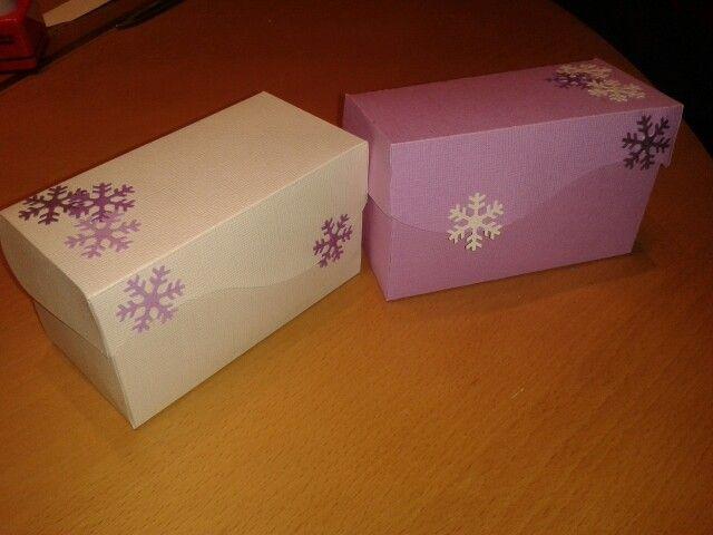 Krabičky na dárečky
