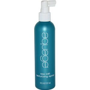 This stuff is AMAZING especially if you have naturally curly hair. But even if you have a little wave it does wonders!!!--Aquage Sea Salt Spray