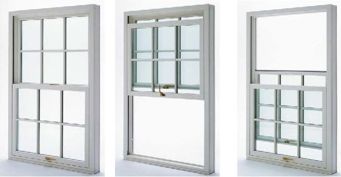UPVC sash windows - great money and save a bundle on energy!