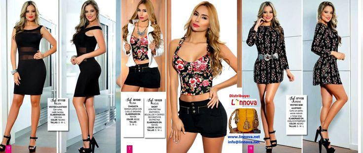 AA0216 - Blusas, Vestidos & Pijamas