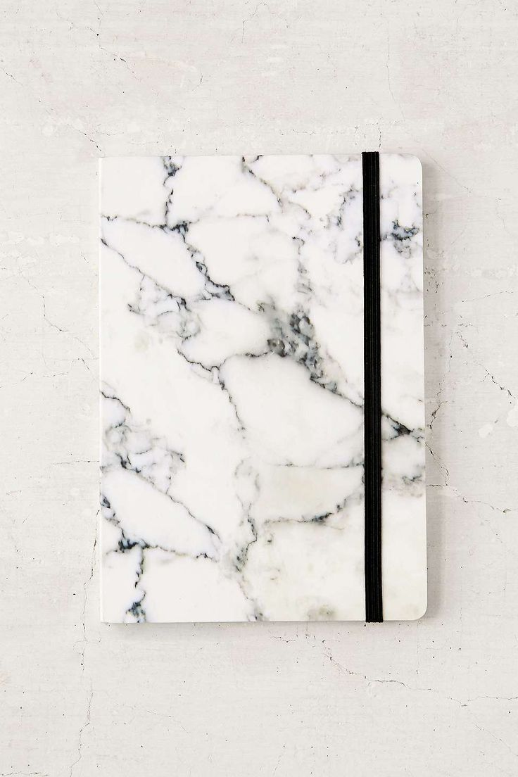 I love this marble notebook - its such a simple yet classy gift for someone stylish!