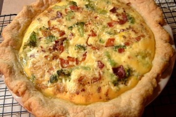 ... rice crust bacon quiche bacon and swiss quiche bacon quiche tarts