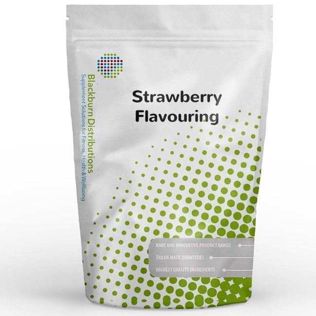 It is an ideal additive to protein drinks and other sports / healthcare supplements that commonly have very bitter tastes. http://www.blackburndistributions.com/strawberry-flavouring.html