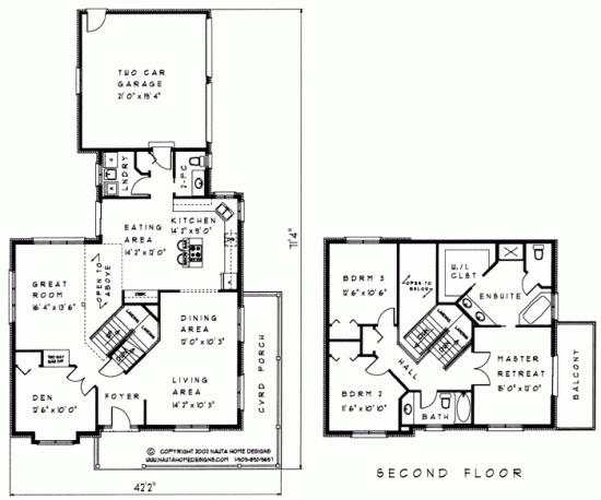 11 best design architect images on pinterest house for Nauta home designs