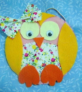 Reciclagem de cd: Recycling, Owls, Various Crafts, Scrap Festa