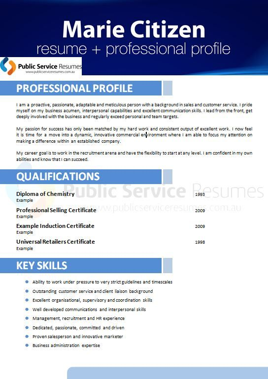 Marketing and media roles require a thorough understanding of all that those fields encompass. To be a successful applicant you need to be seen as a person who is capable of creating and pursuing opportunities to increase the profit margin of the organisation you are submitting an application to. It is imperative that your resume captures all relevant information to the role you are applying for. Why leave it to chance, have your resume professionally written by Public Service Resumes.
