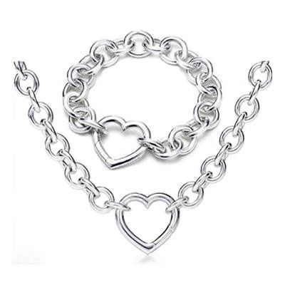 Tiffany Outlet Silver Link   Set