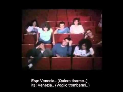 Venecia - Hombres G - Venezia - subtitulos lyrics subtitulada video oficial - YouTube