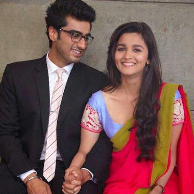 Arjun & 'Alia my most favourite
