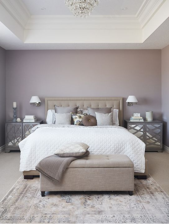 1000+ Ideas About Blue Gray Bedroom On Pinterest