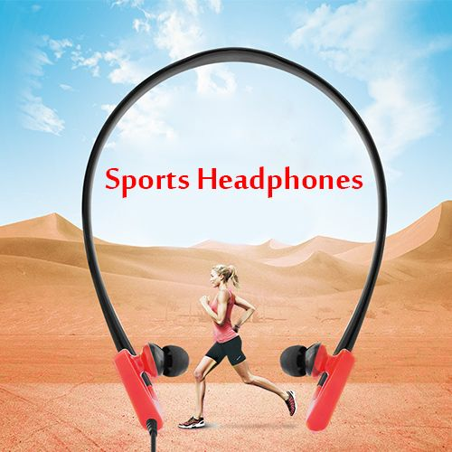 This R27-PLUS sports headphones features neckband design, perfect for sports enthusiast. With 3.5mm plug, compatible with all devices which with 3.5mm jack. It is perfect for listening music while running, jogging, biking, driving, gym workout, hiking.